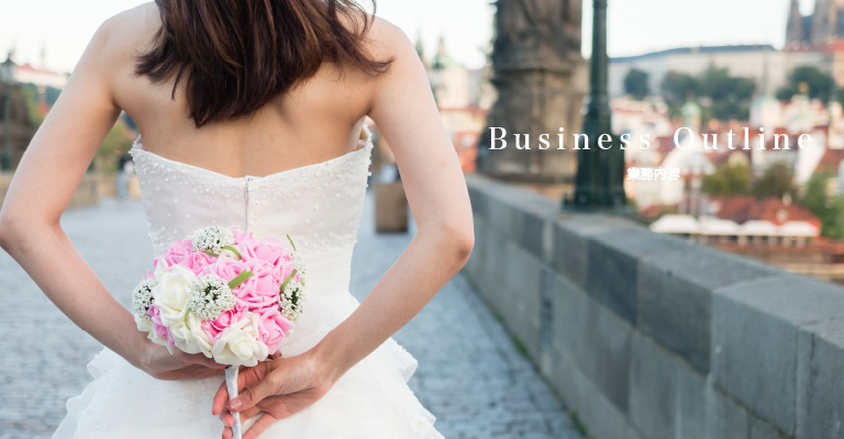 Business Outline 業務内容